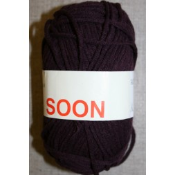 Soon bomuldsgarn aubergine-20