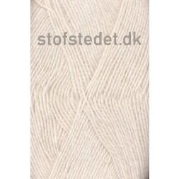 Sock 4 strømpegarn i Hvid | Hjertegarn-20