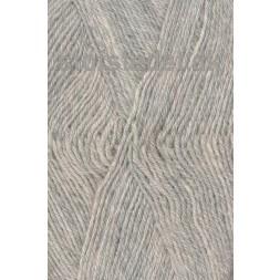 Sock 4 strømpegarn i Lysegrå | Hjertegarn-20