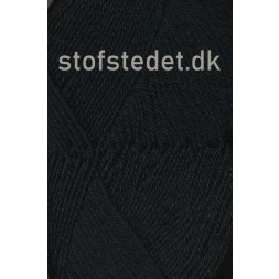 Sock4strmpegarniSortHjertegarn-20