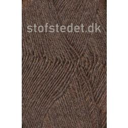 Sock 4 strømpegarn i Brun | Hjertegarn-20