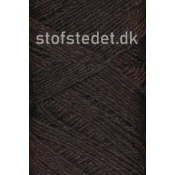 Sock 4 strømpegarn i Mørke brun | Hjertegarn-20