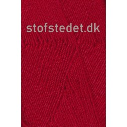 Sock 4 strømpegarn i Rød | Hjertegarn-20