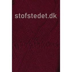 Sock 4 strømpegarn i Bordeaux | Hjertegarn-20