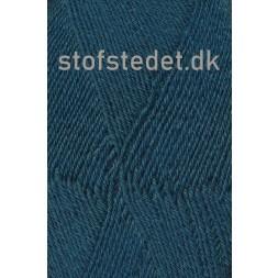 Sock 4 strømpegarn i Petrol | Hjertegarn-20