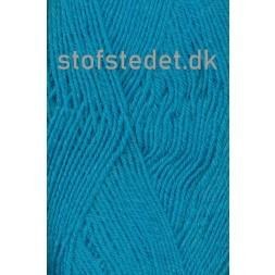 Sock 4 strømpegarn i Turkis | Hjertegarn-20