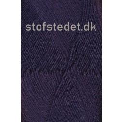 Sock 4 strømpegarn i Mørkelilla | Hjertegarn-20