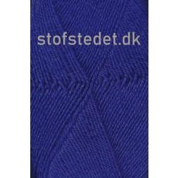 Sock 4 strømpegarn i Kobolt blå | Hjertegarn-20