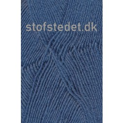 Sock 4 strømpegarn i Denim | Hjertegarn-20