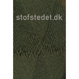 Sock 4 strømpegarn i Army | Hjertegarn-20