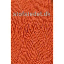 Sock 4 strømpegarn i Orange | Hjertegarn-20