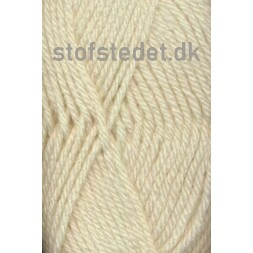 Thule Uld/Acryl fra Hjertegarn i offwhite 075-20
