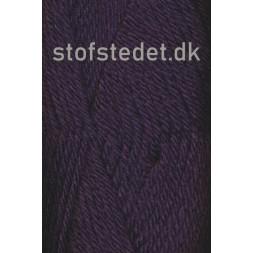 Thule Uld/Acryl fra Hjertegarn i Mørkelilla 5735-20