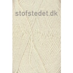 Trunte 100% Merino uld/Superwash Off-white-20