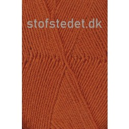 Trunte 100% Merino uld/Superwash Brændt orange-20