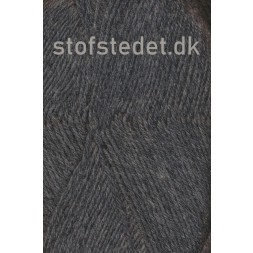 Trunte 100% Merino uld/Superwash meleret Grå-20