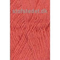 Trunte 100% Merino uld/Superwash i koral-20