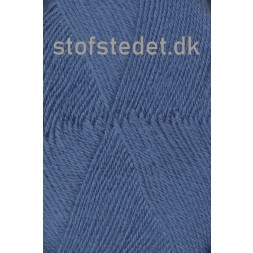 Trunte 100% Merino uld/Superwash Denim-blå/mellemblå-20