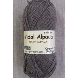 Vidal Alpaca/ Superwash Baby Alpaca i Brun-20