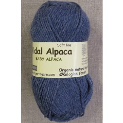 Vidal Alpaca/ Superwash Baby Alpaca i Denim blå-20