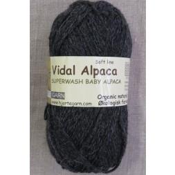 Vidal Alpaca/ Superwash Baby Alpaca i Koksgrå-20