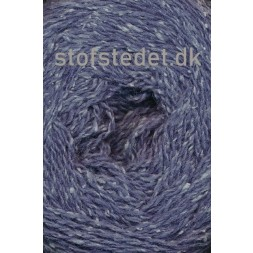 Wool Silk Gots certificeret i mørk denim | Hjertegarn-20