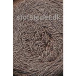 Wool Silk Gots certificeret i brun-20