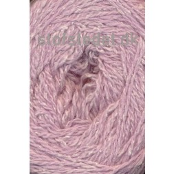 Wool Silk Gots certificeret i lys rosa | Hjertegarn-20
