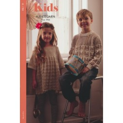 190 Hæfte med 6 strikopskrifter til børn-20