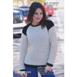 212537 Sweater m/lynlås-20