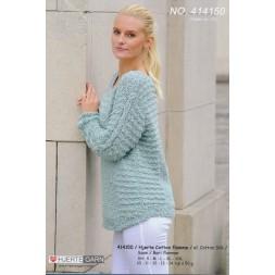 414150 Sweater m/ret-riller-20