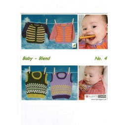 Hæfte baby no. 4 Blend/Blend Bamboo-20