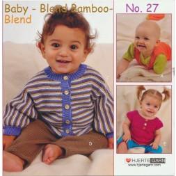 Hæfte baby no. 27 Blend-20