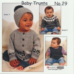 Hæfte Baby No. 29 Trunte-20