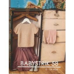Hæfte Baby no. 58 Alicante-20