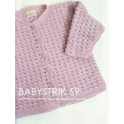 Hæfte Baby no. 59 Wool Silk/Organic Cotton-20