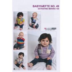 Hæfte baby no. 49 Extrafine Merino 150-20