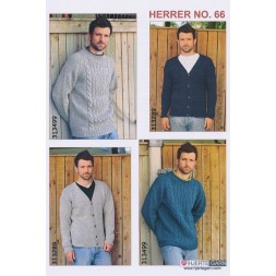Herre no. 66 Cardigan/Sweater-20