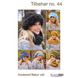 Tilbehør no. 44 Huer/tørklæde-20