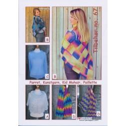 Tilbehør no. 67 sjal/tørklæde/sweater-20