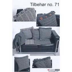 Tilbehør no. 71 puder/tæppe-20