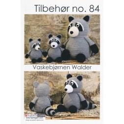 Tilbehør no. 84 Vaskebjørnen Walder-20