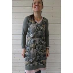 Elefant kjole syet efter Onion 2054-20