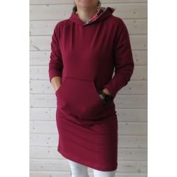 Kjole/Lang sweat-shirt i isoli, Onion 5024-20