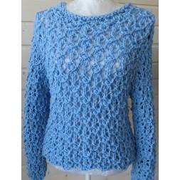 Bluse strikket i Bonnie på p. 9-20
