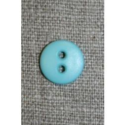Aqua 2-huls knap, 12 mm.-20