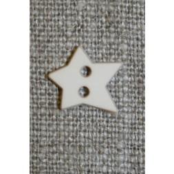 Knap stjerne, sand-20