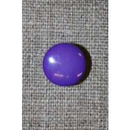 Rund knap lilla, 12 mm.-20