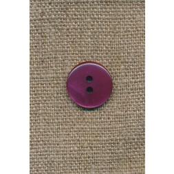 Blank 2-huls knap lyng, 15 mm.-20