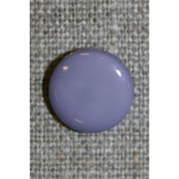 Rund knap 13 mm. lyselilla-20